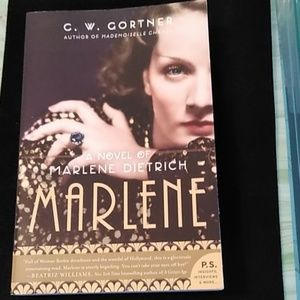 HarperCollins Publishing Accents - A Novel of Marlene Dietrich Paperback Book
